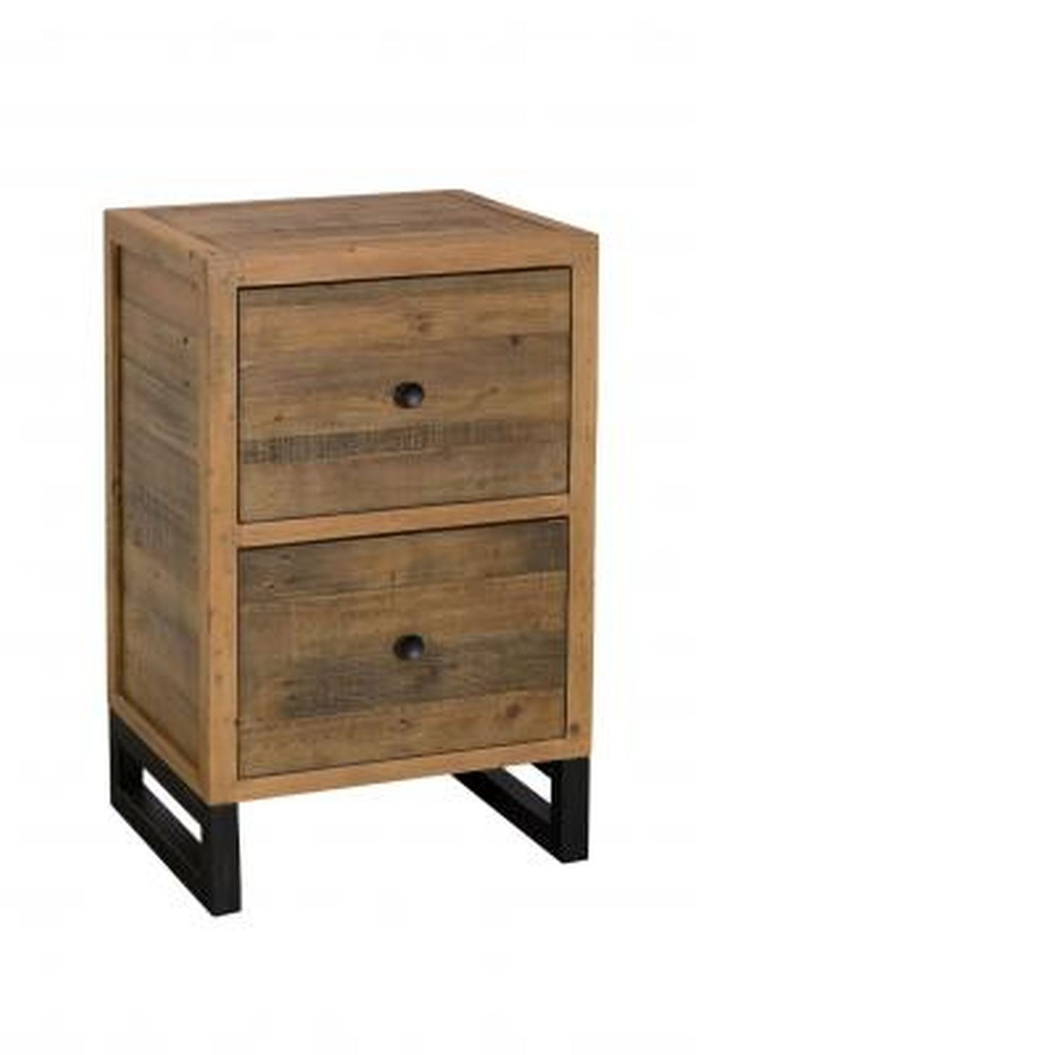 Picture of: Casa Stockholm 2 Drawer Filing Cabinet Leekes