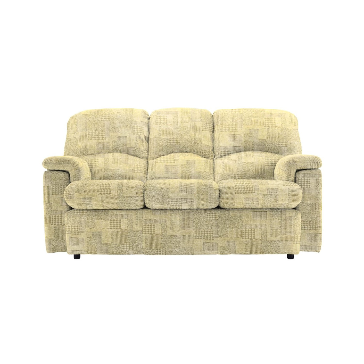 G Plan Chloe 3 Seater Fabric Sofa Small Leekes