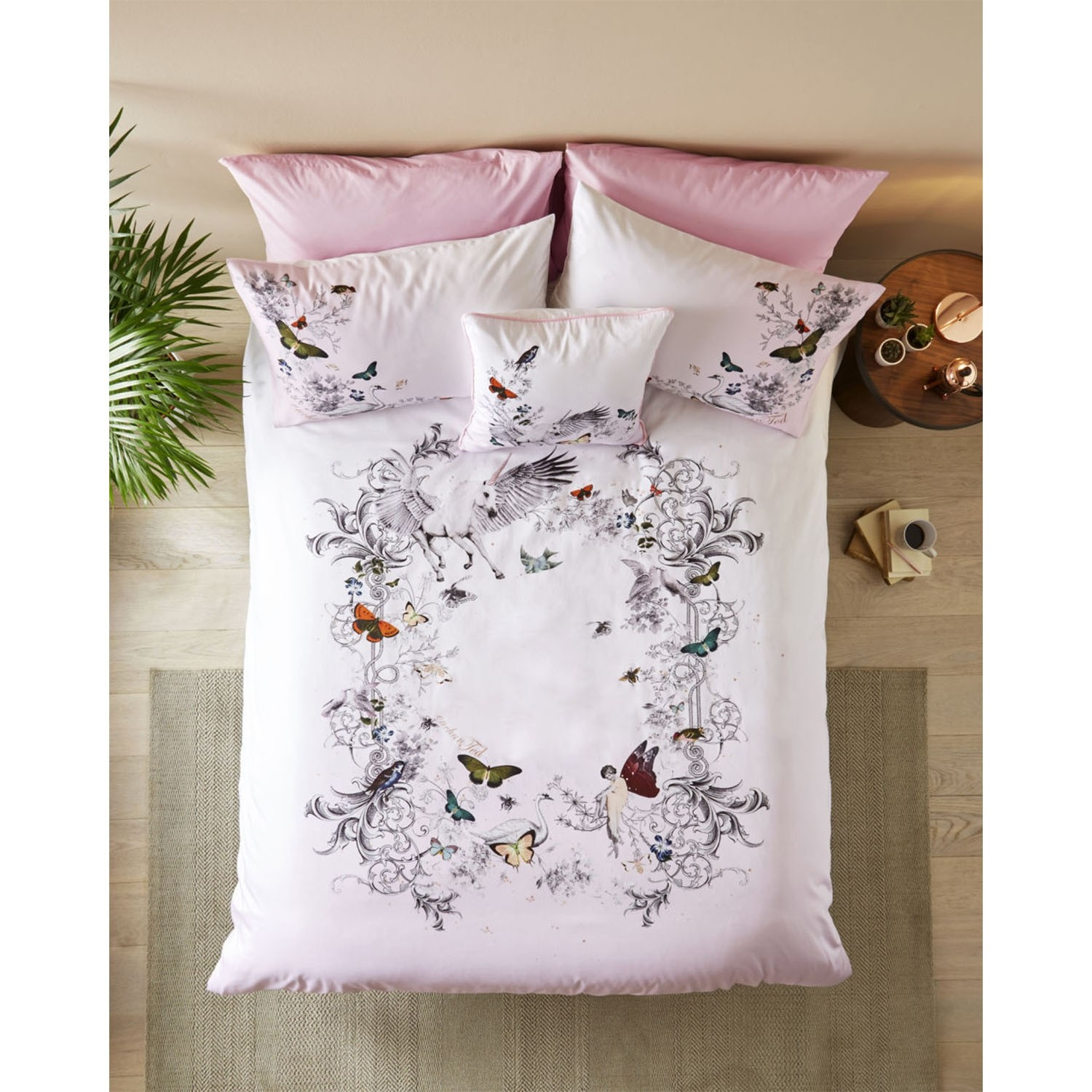 Ted Baker Enchanted Dream Double Duvet