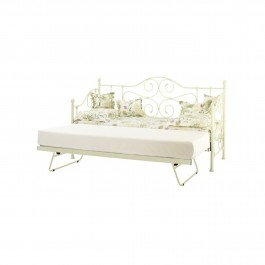 Casa Florence Single Day Bed With Guest Bed Leekes