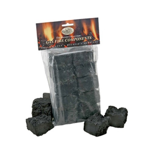 Manor Reproductions 10 Medium Coals in Bag
