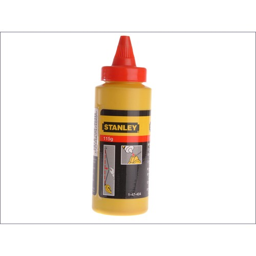 Stanley 113gram Chalk Refill, Red