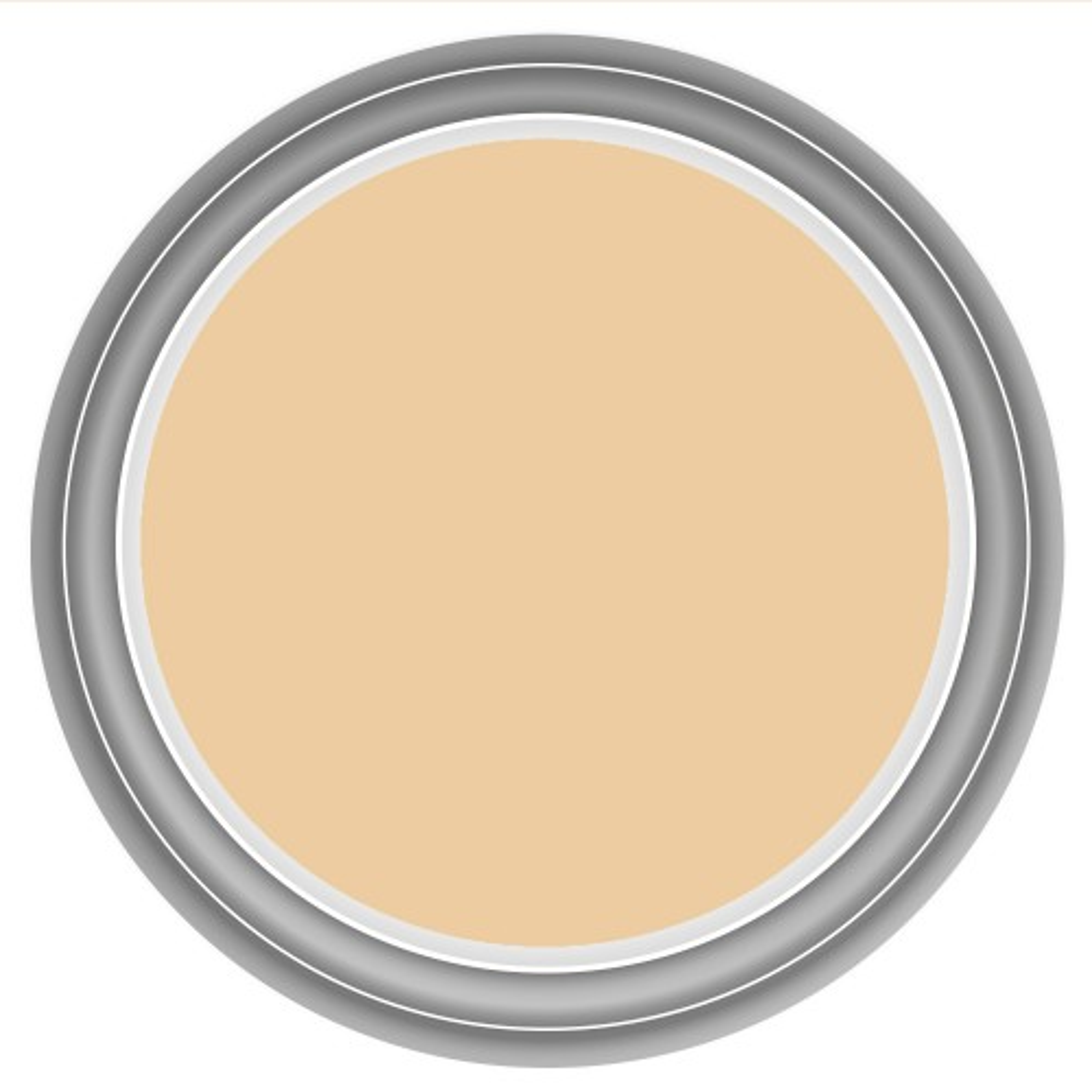 Crown 2.5l Silk Emulsion, Egyptian Sand
