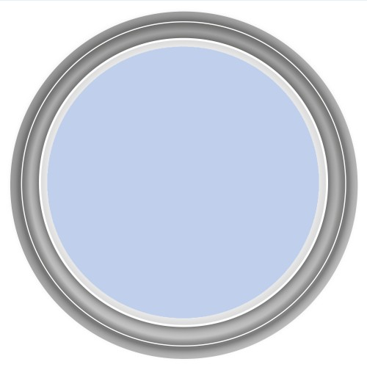 Crown 2.5l Matt Emulsion, Powder Blue