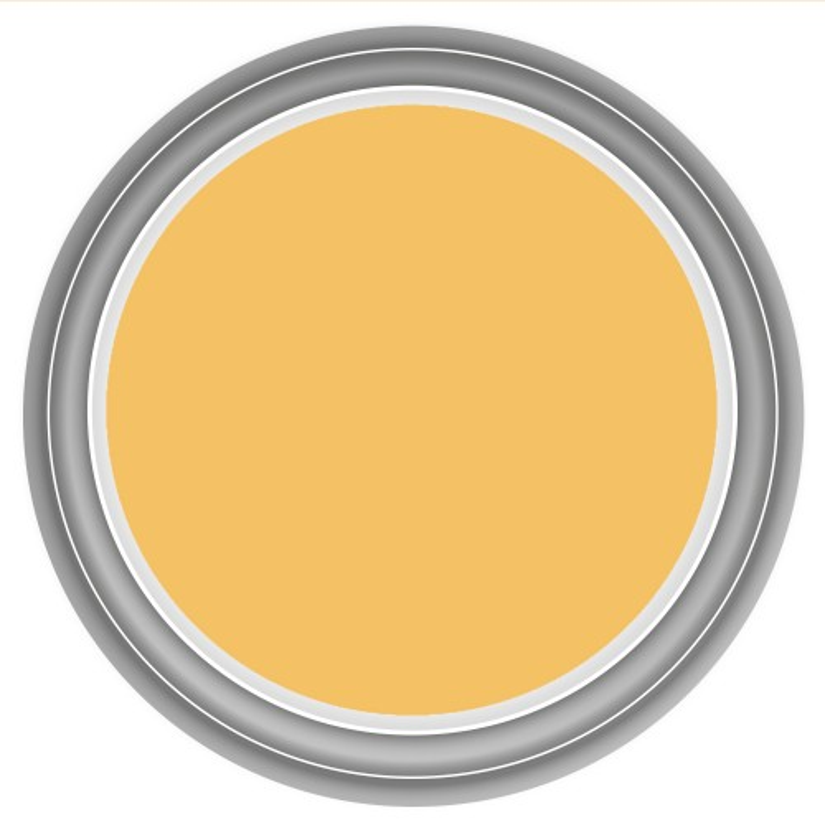 Crown 2.5l Solo Matt Emulsion, Prairie Gold