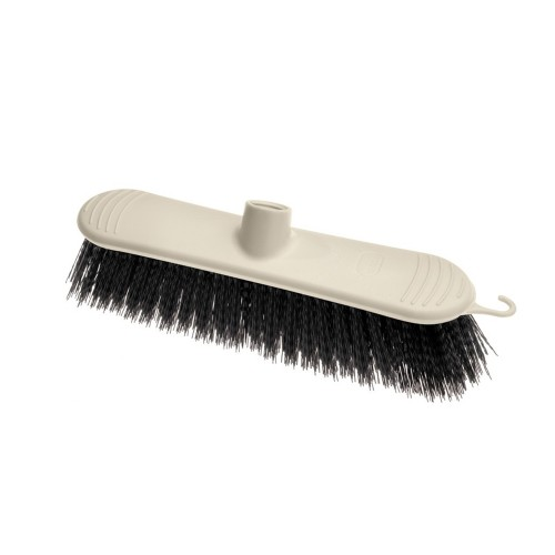 Addis Stiff Broom Head, Linen