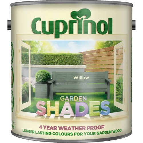 Cuprinol 2.5l Garden Shades Willow