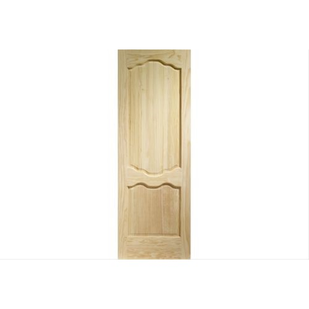 "XL Joinery 30"" Internal Clear Pine Louis Door"