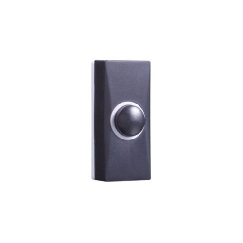 Byron 7900 Bell Push, Black