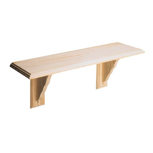 Core Products Pre-sanded Solid Wood Shelf Kit