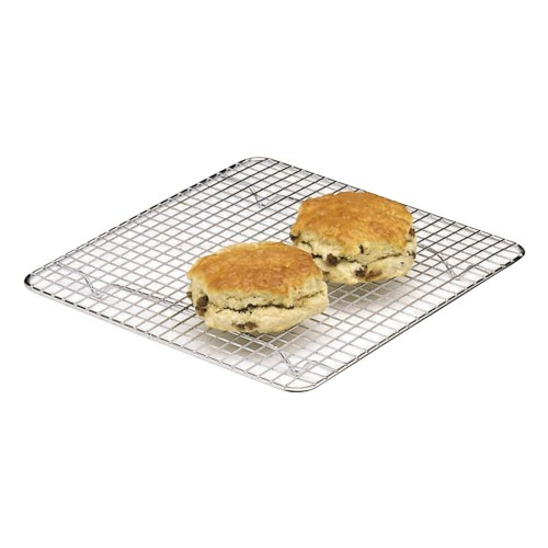 Kitchencraft Chrome Plated Square Cake Cooling Tray