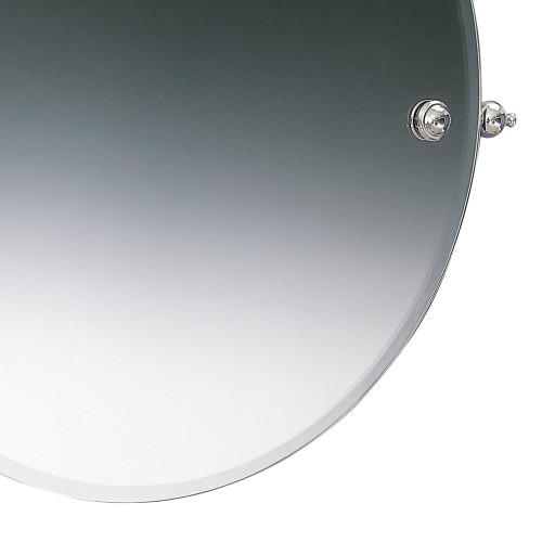 Miller Stockholm Swivel Polished Bevelling Mirror Chrome Finish