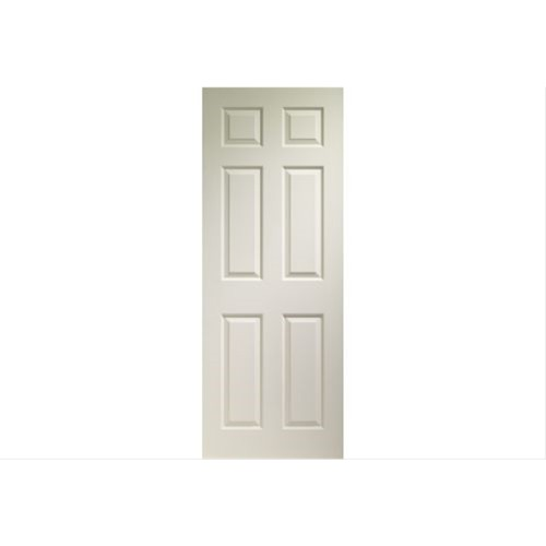 "XL Joinery 24"" 6 Panel Colonist Door White"