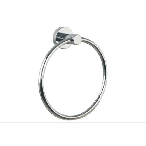 Miller Bond Towel Ring Chrome Finish