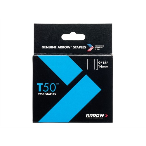 Arrow T50 14mm Staples