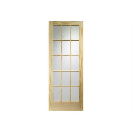 "XL Joinery 32"" Internal Door SA77, Obscure Glass"