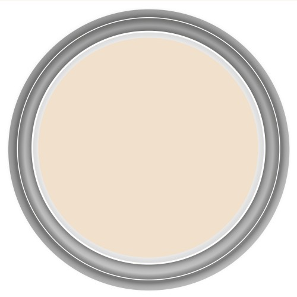 Dulux 2.5l Bathrooms+ Soft Sheen Emulsion, Magnolia