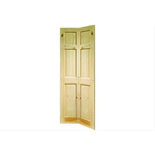 "XL Joinery 30"" Internal Knotty Pine Bi Fold Door"
