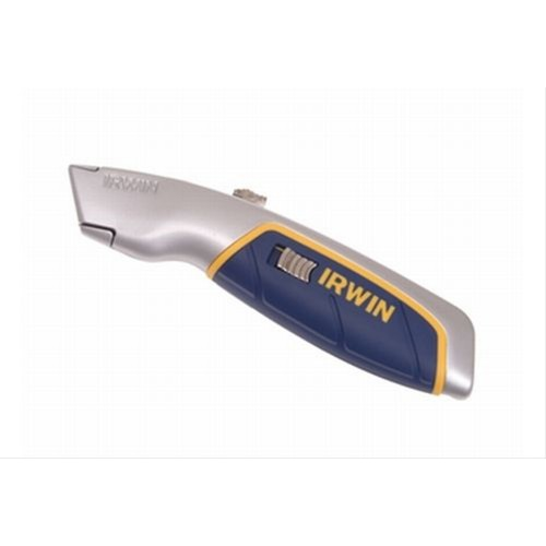 Irwin IRW10504236 Pro Touch Retractable Blade Knife