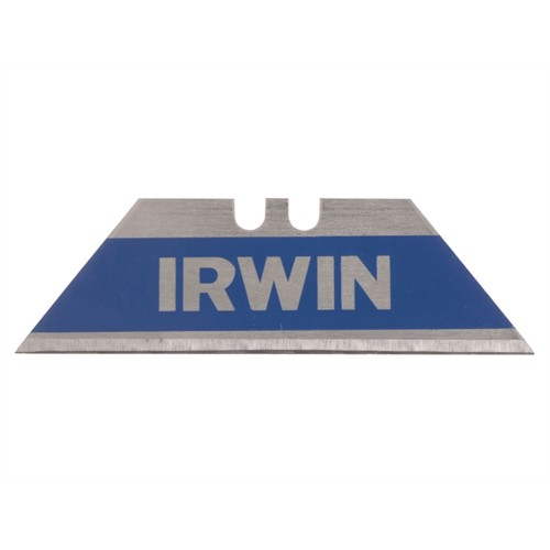 Irwin Trapezoid Knife Blades Pack of 10