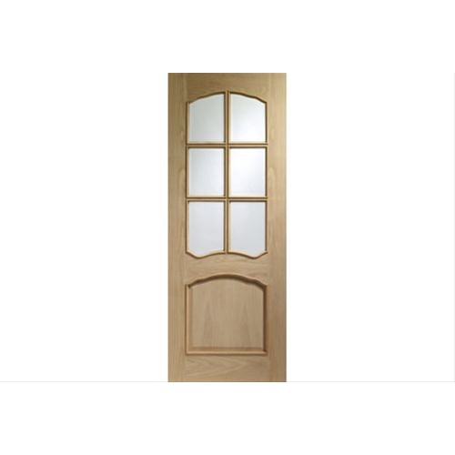 XL Joinery Internal Oak Door Riviera