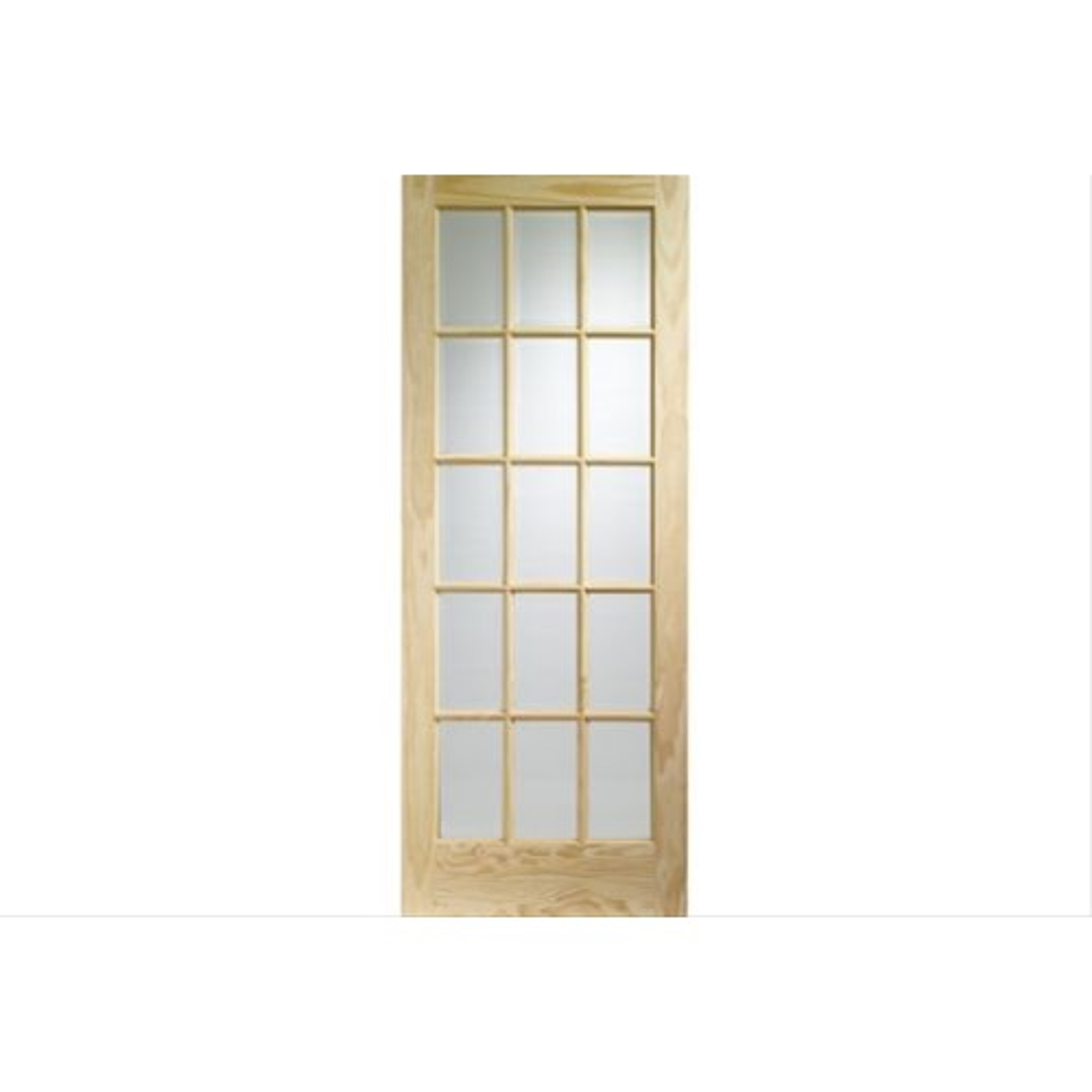"XL Joinery 27"" Internal Clear Pine Door SA77"