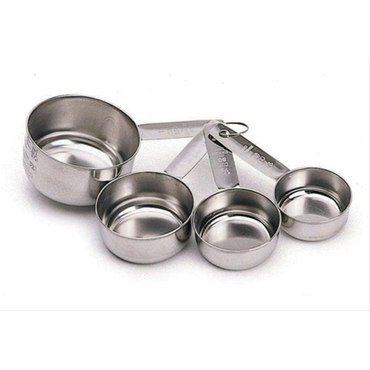 Kitchencraft 4 Piece Measuring Cup Set