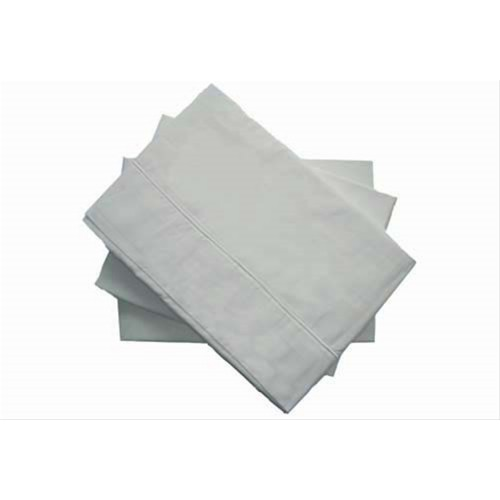 Casa Ivory 400 Count Egyptian Cotton Fitted Sheet Double