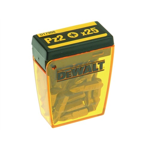 Dewalt Torsion Pozi  Bits
