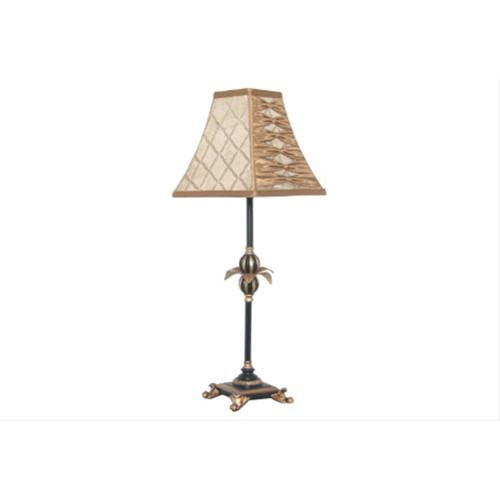Aimbry Athena Resin Candlestic Table Lamp
