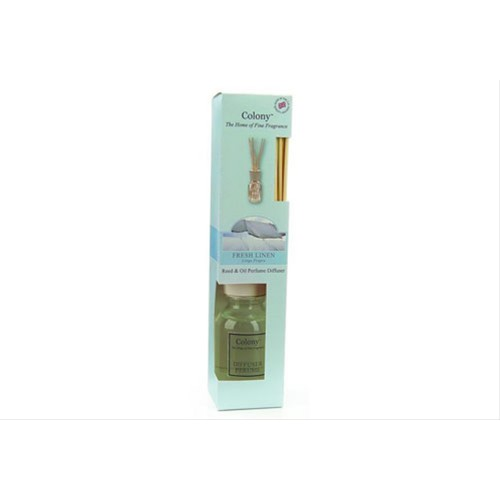 Colony Soft Linen Reed Diffuser