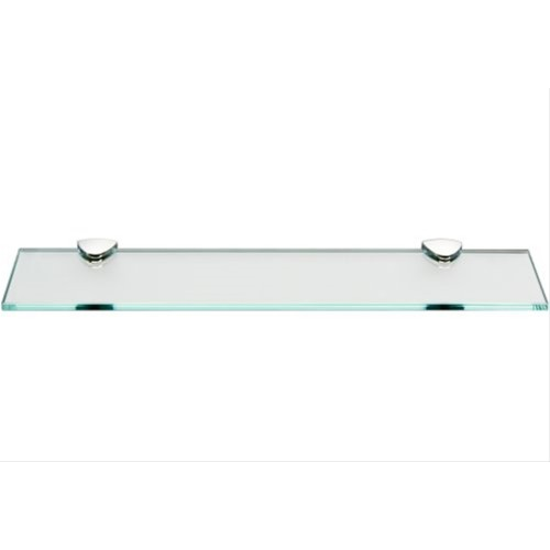 Miller 500mm Shelf with Chrome Brackets