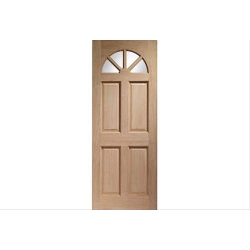 "XL Joinery 33"" External Hardwood Door Unglazed"