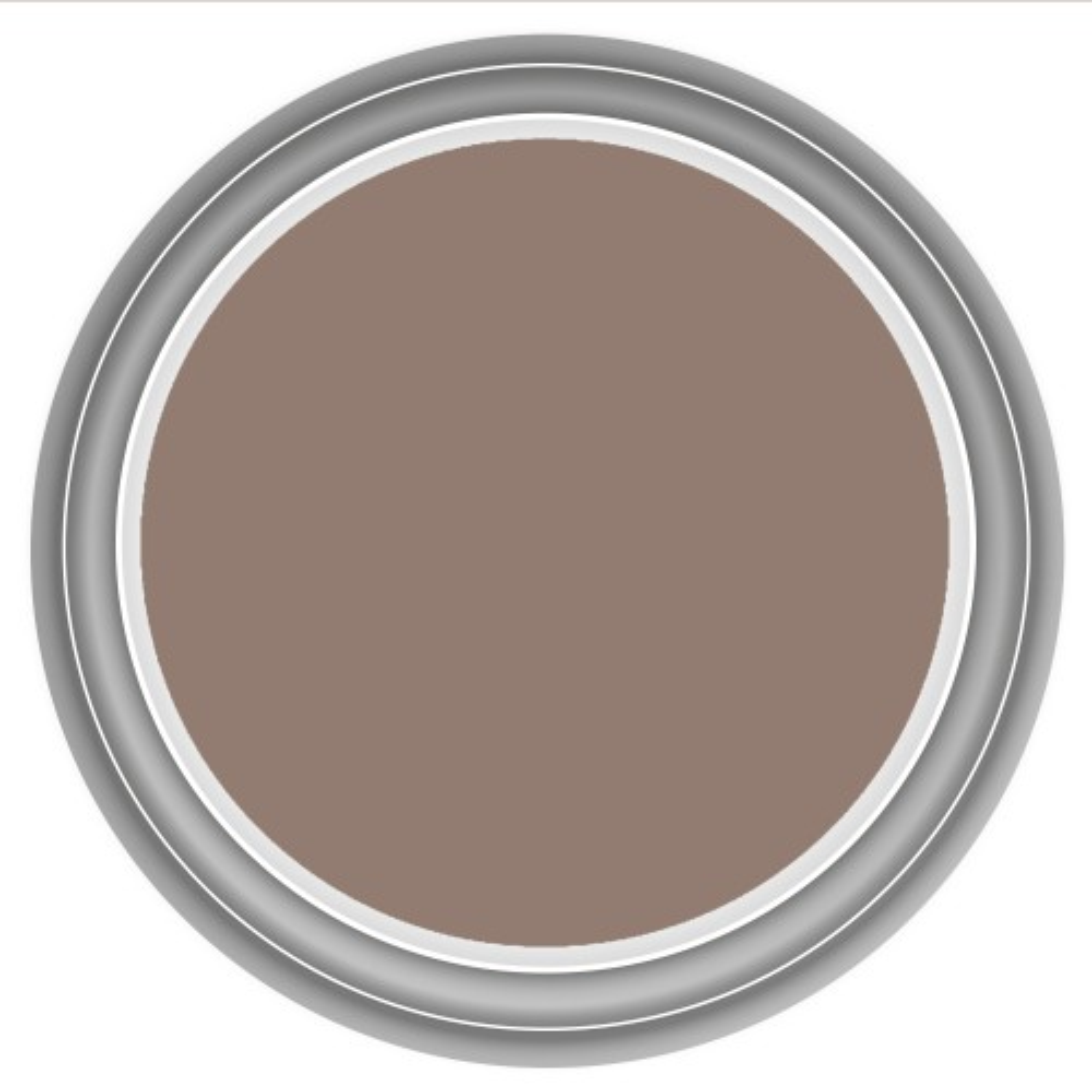 Crown 2.5l Matt Emulsion, Chocolate Chip