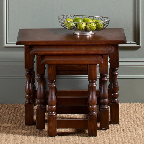 Old Charm Nest of Tables