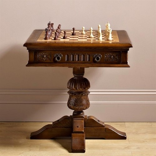 Old Charm Games Table