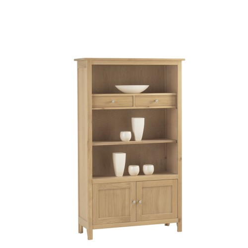 Corndell Medium Bookcase