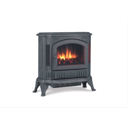 Broseley Winchester Electric Stove, Black
