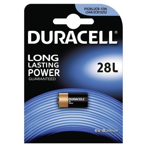 Duracell Photo PX28L 1 Pack