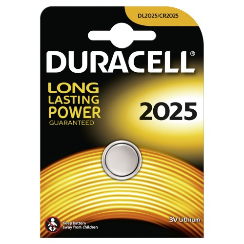 Duracell Electronics DL2025 1 Pack