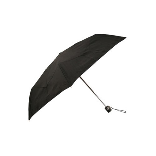 Totes Black Open/Close Umbrella