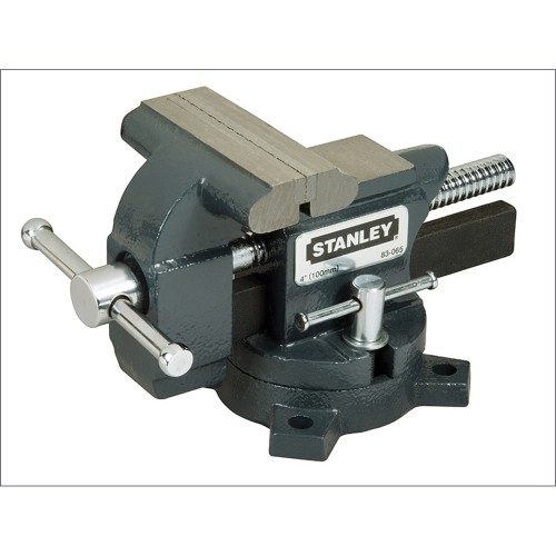 Stanley 110mm Light Duty Vice