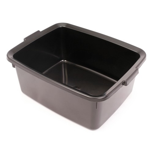 Addis 5 Star Rectangular Bowl Black
