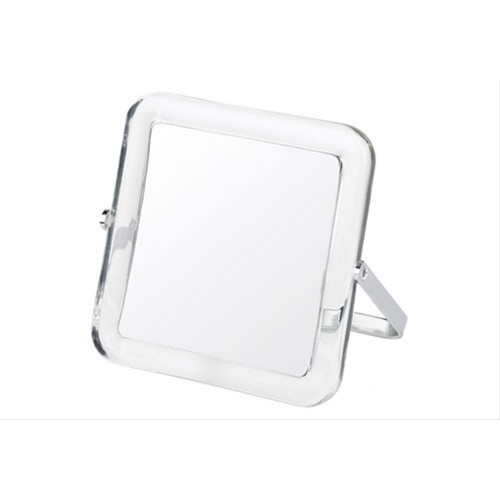 Danielle Exclusive Creations 16cm Squre Easel Acrylic Mirror