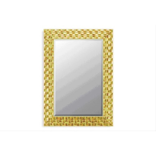 "Gold Mosaic 42*30"" Mirror"