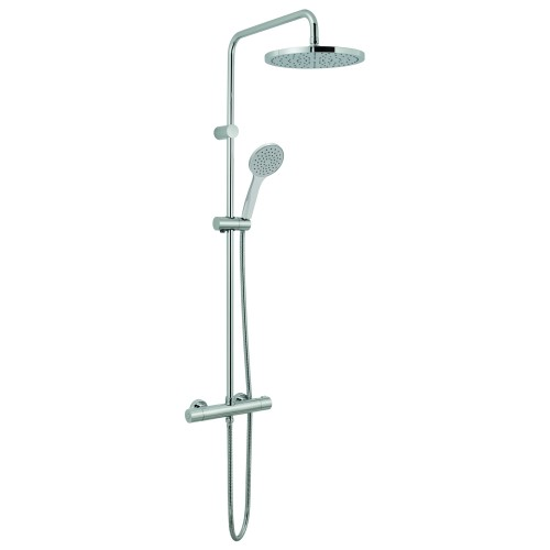 Casa Valencia Thermostatic Shower Valve, Chrome