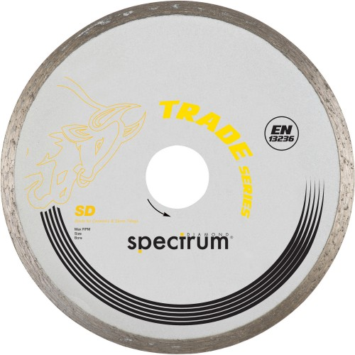 Spectrum Plus Ceramic Diamond Blade