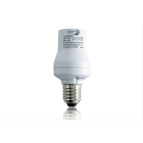 Home Easy HE205S Remote Control Bulb Holder - Screw Fit