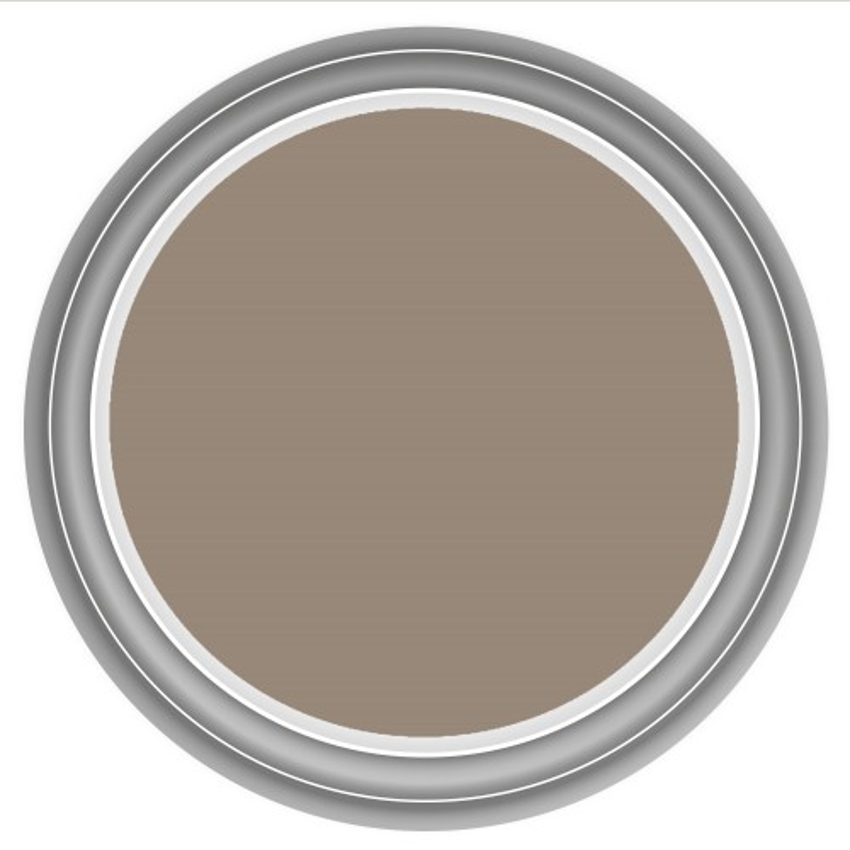 Farrow & Ball 2.5litre Estate Emulsion, No.243 Charlston Gray