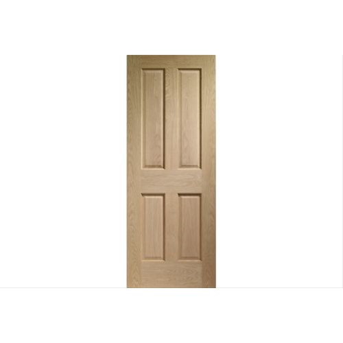 XL Joinery Internal Oak Victorian 4 Panel Door